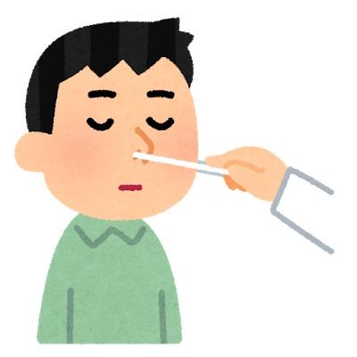 インフルエンザ患者数が前年同期の1/1000の3人だったと判明