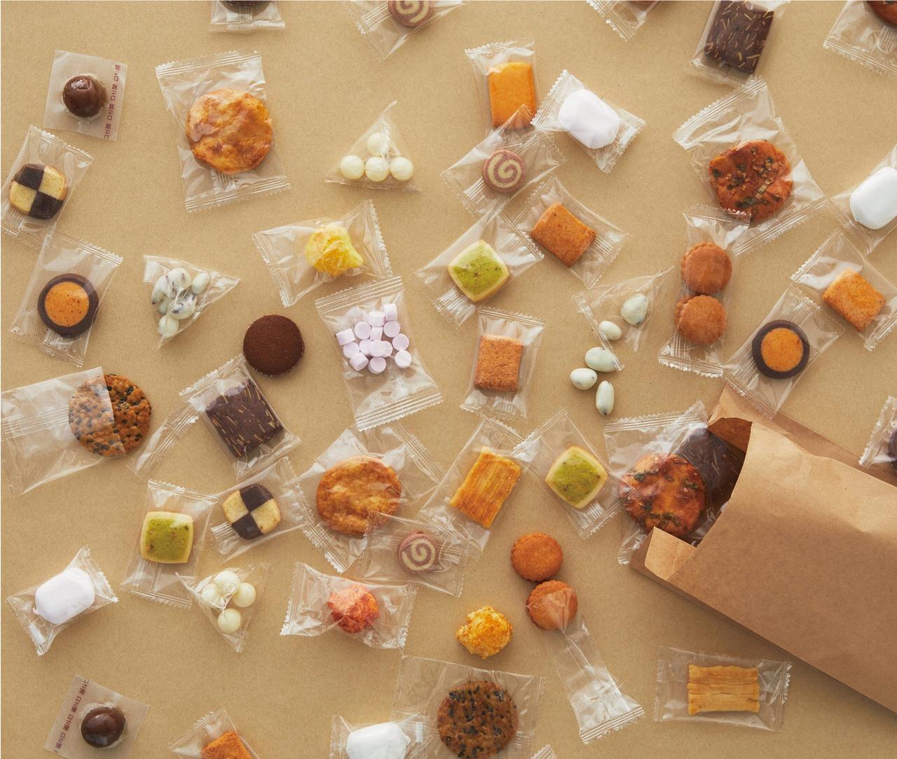 【無印良品】28種類のお菓子の量り売りを9月16日より開始