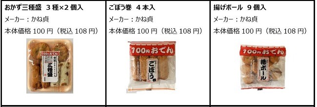 【ローソン100】195万個売れた人気シリーズ「100円おでん」全19種類を発売開始
