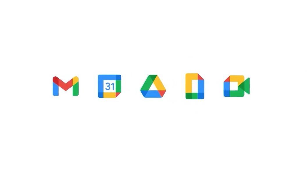 「G Suite」が「Google Workspace」にリニューアルしてGmailやGoogleカレンダーなどのアイコンも刷新