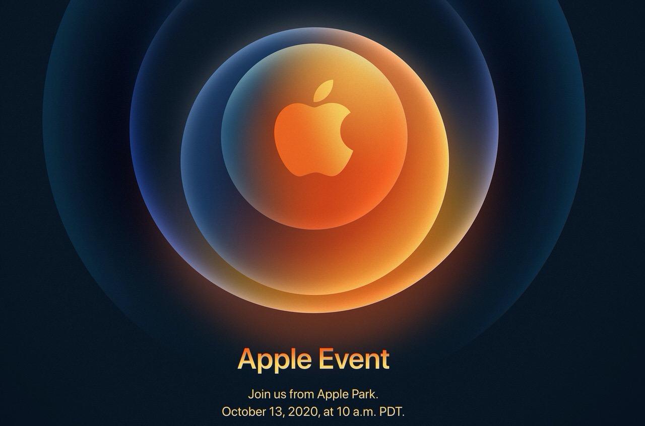Apple、スペシャルイベントを10月13日に開催と正式発表(日本時間は10月14日2時)