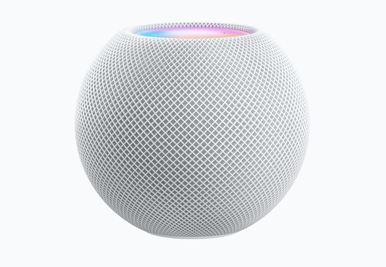 Apple、スマートスピーカー「HomePod mini」発表