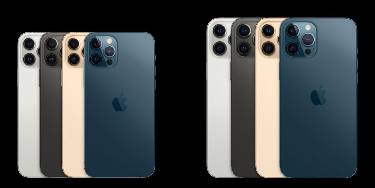 「iPhone 12 Pro」「iPhone 12 Pro Max」公開され始めたベンチマークテストによると「iPhone 11 Pro」より20%以上高速であることが明らかに