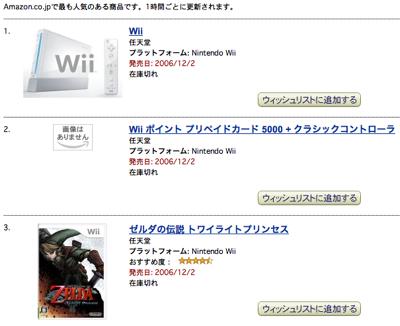 Wii 1St