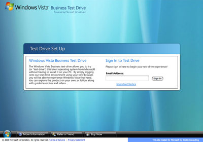 Windowsvistatestdrive