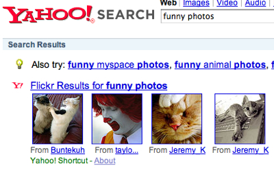 Yahoo Flickr