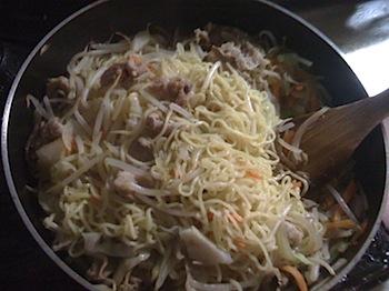 「塩焼きそば」の作り方・レシピ