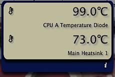 「MacBook Air」ついにCPU温度が99度に