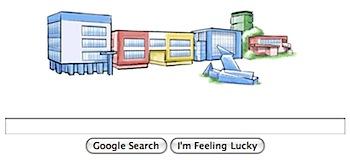 Googleロゴが「Walter Gropiust(ヴァルター・グロピウス)」に