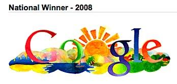子供が描くGoogleロゴ「Doodle 4 Google」