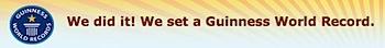 「Firefox 3」ダウンロード数がギネス記録を樹立