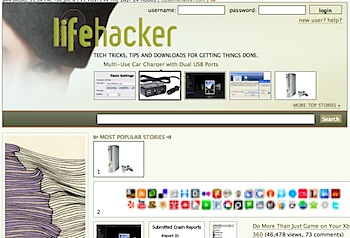 「ライフハッカー」日本語版が7月14日にスタート