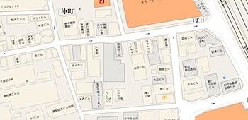 「Googleマップ」詳細な建物名の表示が可能に