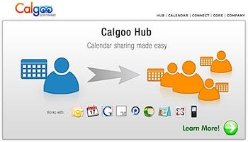 カレンダーのハブサービス「Calgoo」