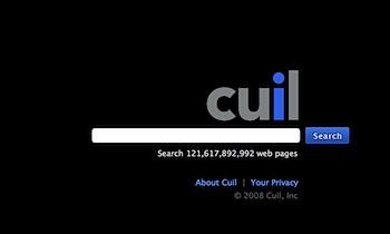 Googleも脅威に感じているらしい検索エンジン「Cuil」リリース