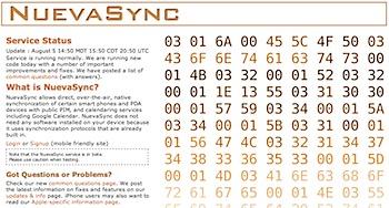 「iPhone」カレンダーとGoogleカレンダーをプッシュで同期する「NuevaSync」