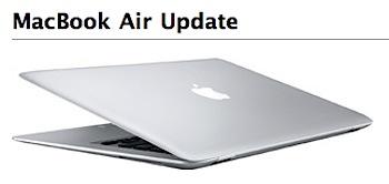 シングルコア化に対応する「MacBook Air Update」リリース