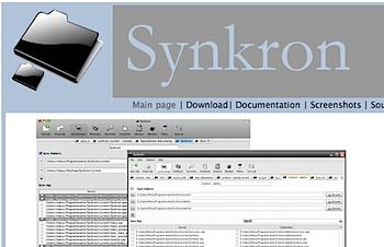 クロスプラットフォームで使える強力なファイル同期ソフト「Synkron」