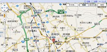 Googleマップのナビゲーションが新しくなりストリートビューが統合