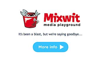 カセットテープ的なブログパーツを作成する「Mixwit」サービス終了