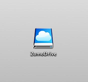 「ZumoDrive」インビテーションが届いたので登録→インストールしてみた