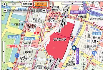 Yahoo! 地図に「地下街マップ」公開