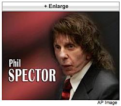 フィル・スペクター、第2級殺人で有罪判決