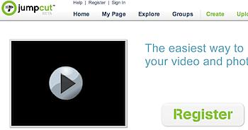 Yahoo! に買収されたビデオ編集できるウェブアプリ「Jumpcut」終了へ