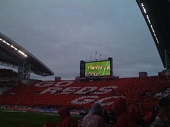Jリーグ第2節 浦和レッズ v.s. FC東京[2009]