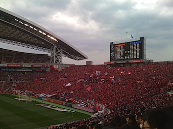 Jリーグ第4節 浦和レッズ v.s. 大分トリニータ[2009]