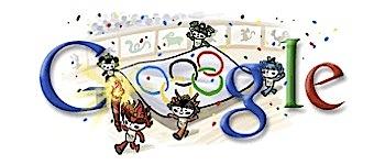 Googleロゴ・オリンピック関連一覧