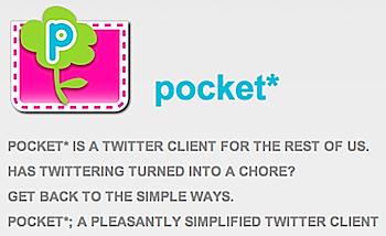 Mac用Twitterクライアント「Pocket*」が次々にアップデートで隠し機能搭載