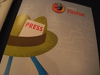 「Firefox 3」ノベルティがものすごく良い!