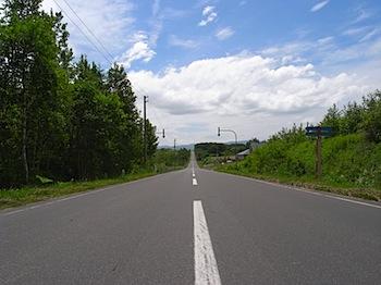[北海道旅行]ケンとメリーの木/マイルドセブンの丘(美瑛町)
