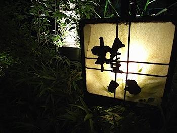 日本風なのに異国情緒溢れる「権八(Gonpachi)」(西麻布)