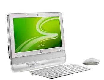 ASUS、タッチスクリーン搭載&持ち運び可能なPC「Eee Top」日本向けに発表