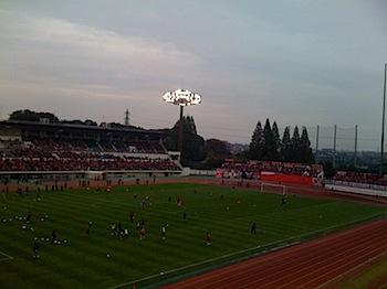 天皇杯第4回戦 浦和レッズ v.s. 愛媛F.C.