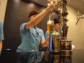 サントリー武蔵野ビール工場「ザ・プレミアム・モルツ講座」レポート(3)