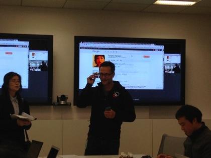 Googleで開催された「Google+ユーザミートアップ」レポート