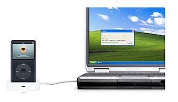iPodを使ってWindowsからMacにデータ移行する方法