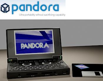キーボード付き携帯ゲーム機「PANDORA」予約受付開始