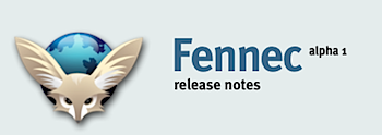 Firefoxモバイル版「Fennec 1.0 Alpha 2」リリース