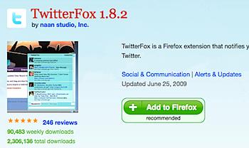 FirefoxでTwitterするための8つのアドオン
