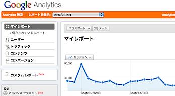 Google AnalyticsのiPhoneアプリ(有料版3本)