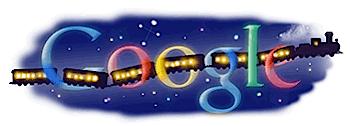 Googleロゴ「宮沢賢治」に