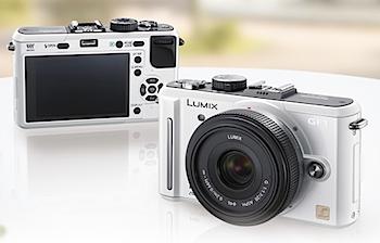 「LUMIX GF1」レンズ交換式コンパクトデジカメ
