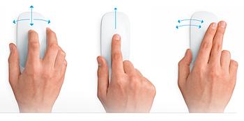 Apple、マルチタッチ対応「Magic Mouse」発表