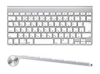 「Apple Wireless Keyboard」の接続が切れる件