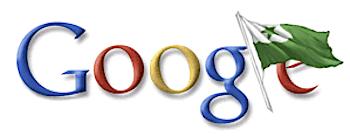 Googleロゴ「ll zamenhof」に