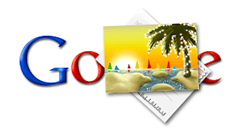 Googleロゴ「Holiday Logos 2009」に